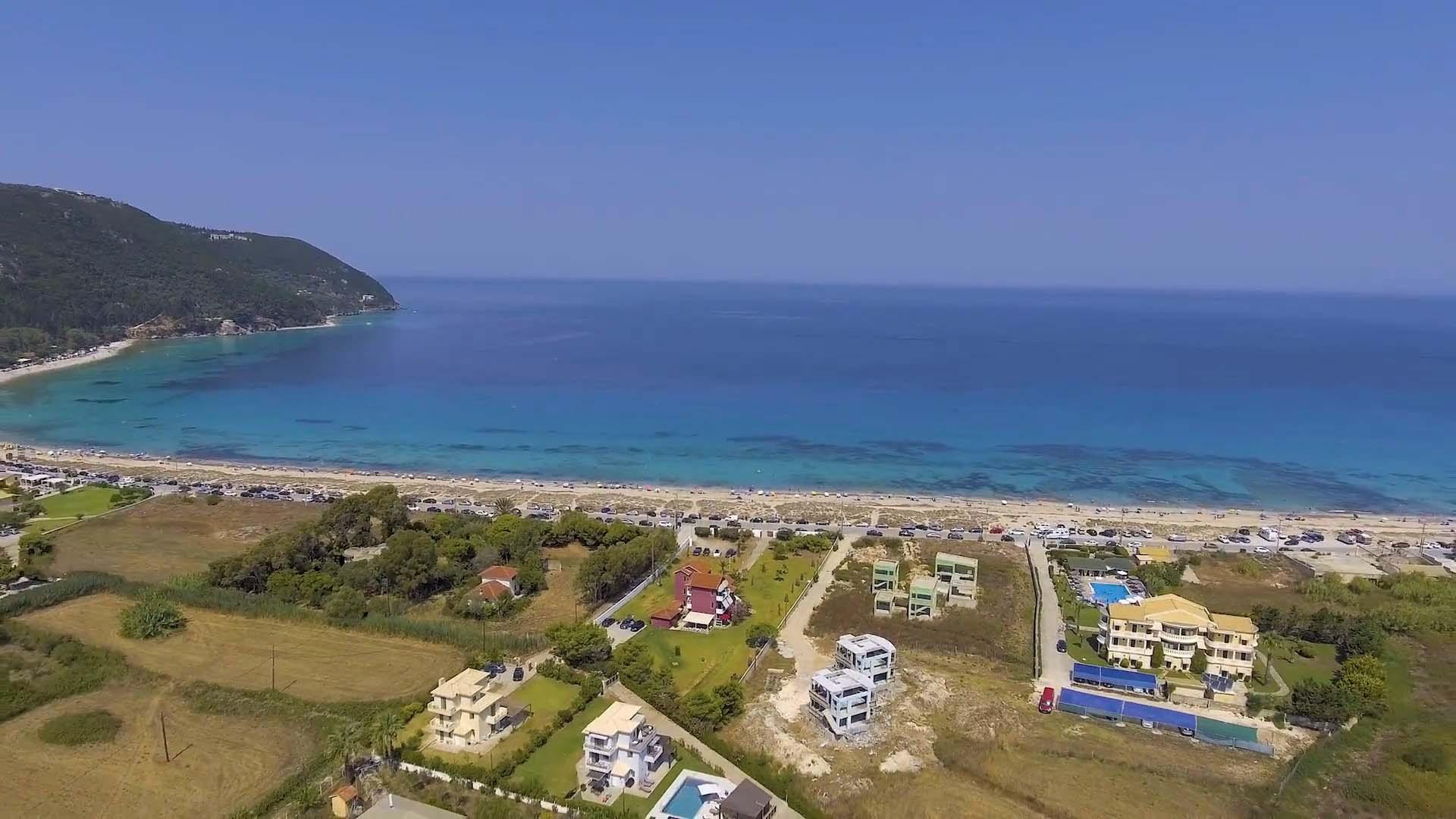 Lefkada Agios Ioannis Beach 3