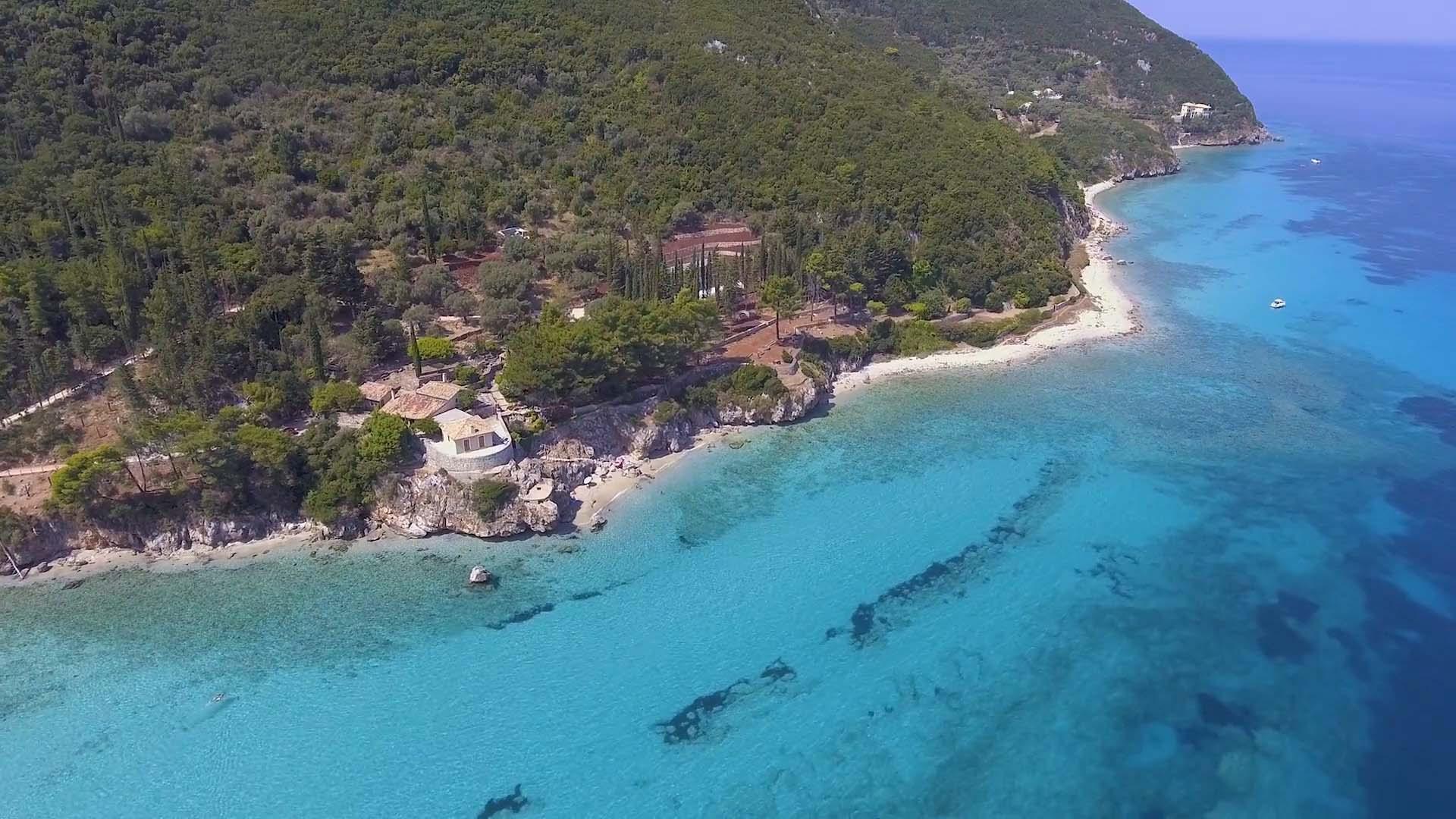 Lefkada Agios Ioannis Beach 6