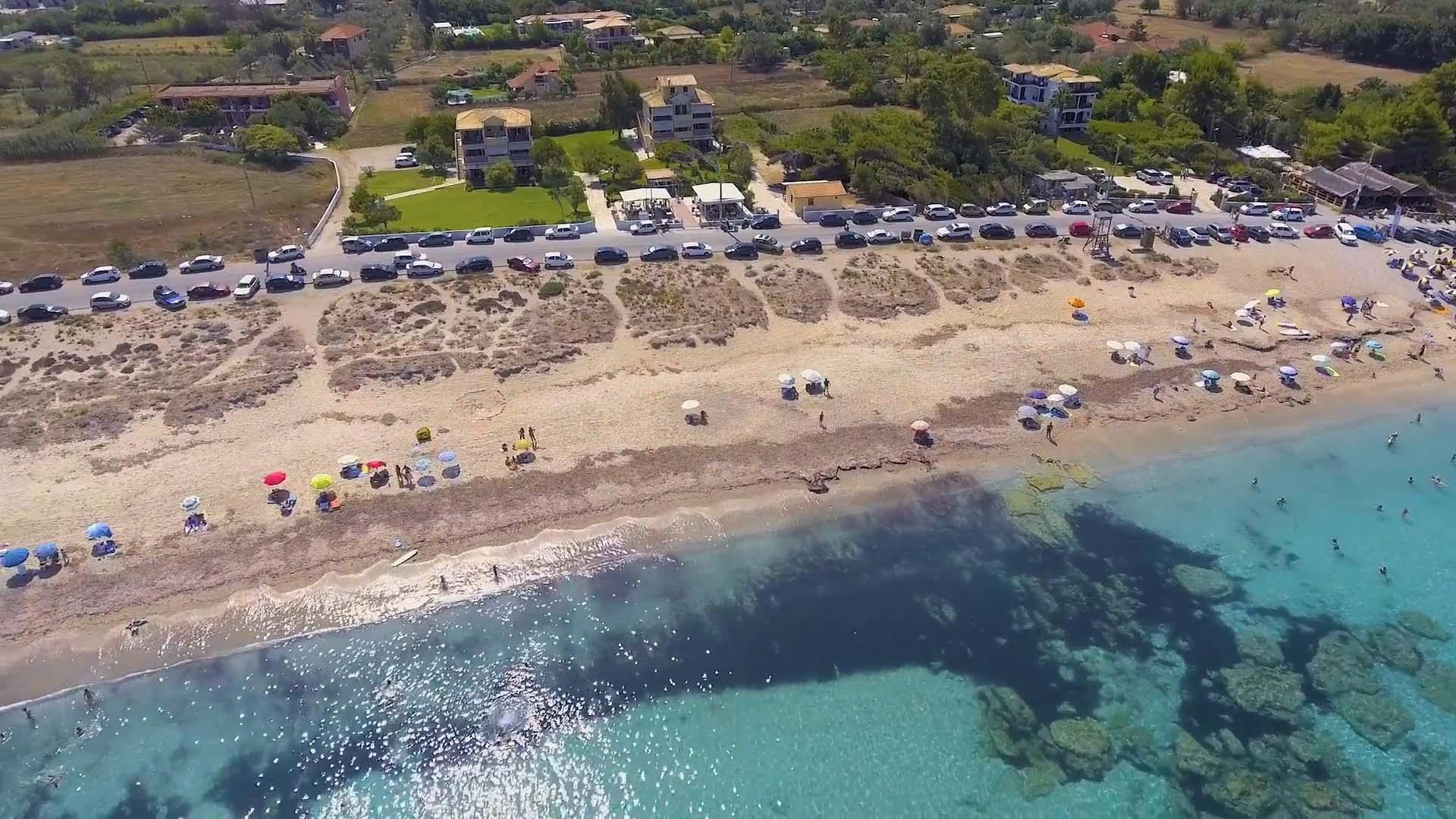 Lefkada Agios Ioannis Beach 8