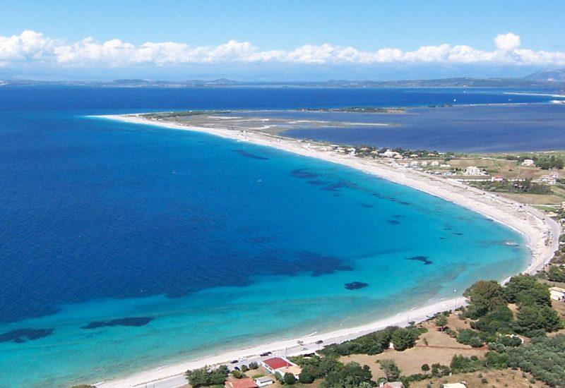Lefkada Agios Ioannis Beach Lazaris Apartments