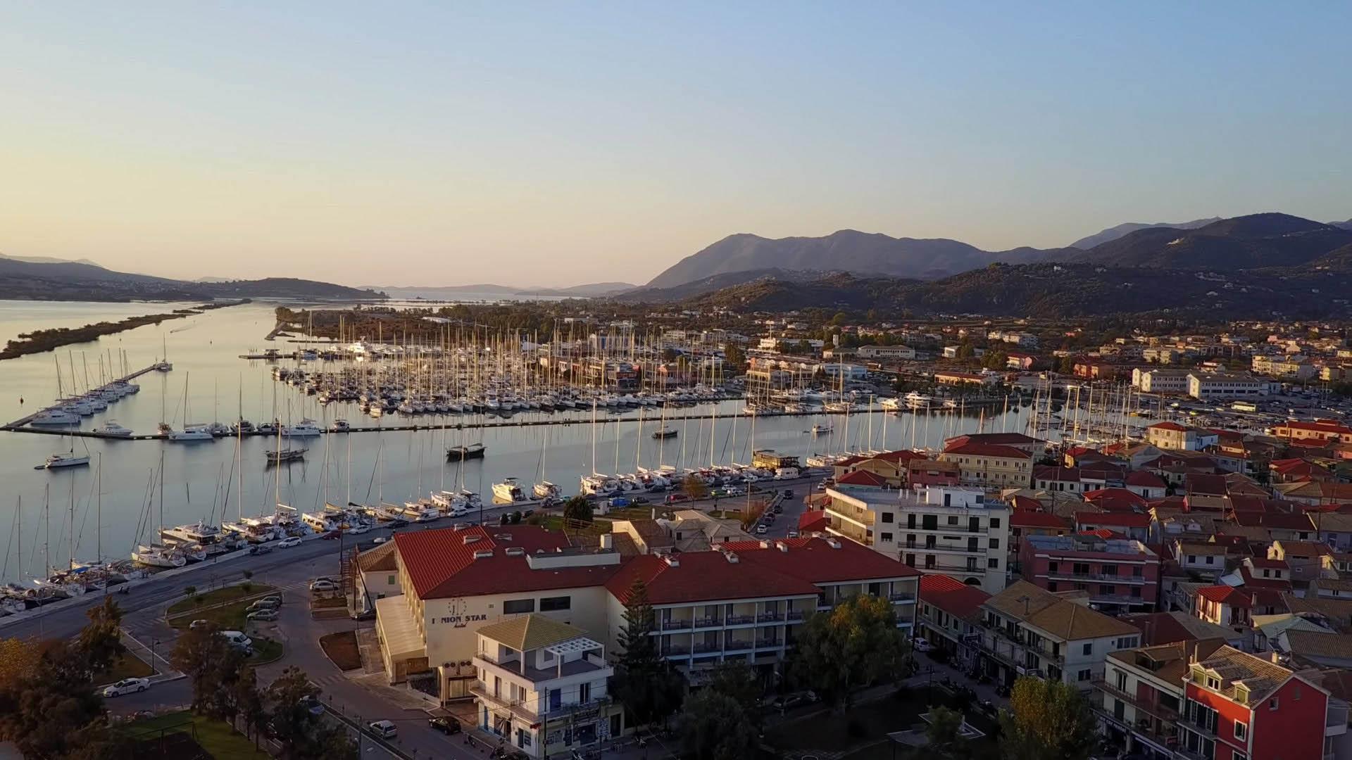 Sunrise Studios Lefkada Town