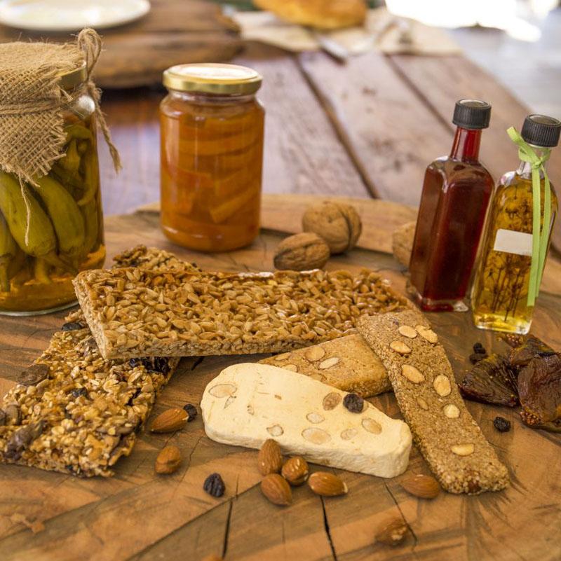 Lazaris Apartments Lefkada Traditional Products Slider