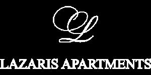 Lazaris Lefkada Apartments Footer Logo