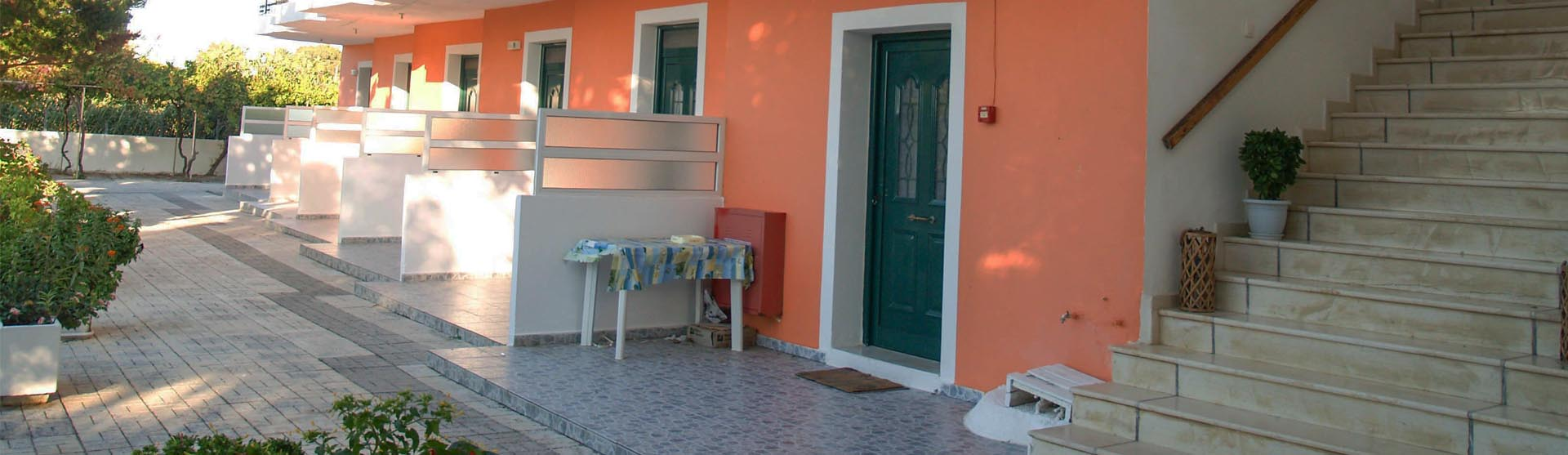 Lefkada Apartments & Studios Lazaris Gallery